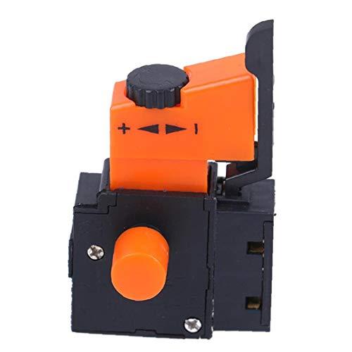 Interruptor de control de velocidad de taladro eléctrico del interruptor de disparo FA2-4 1BEK mano/taladro de velocidad Regulador ajustable para taladro eléctrico