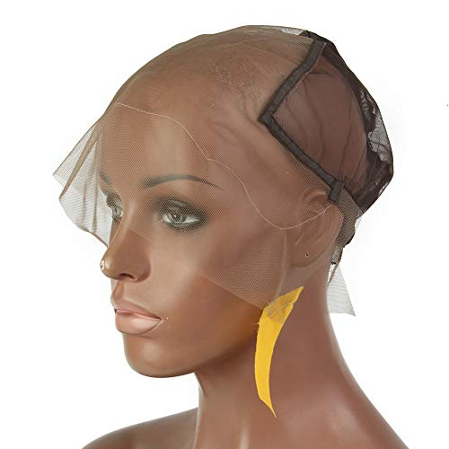13×6 Lace Wig Cap with adjustable straps. Wig base for Ventilating or Knotting. Wig foundation. Wig...