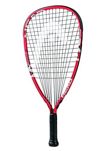 Head Unisex MX Fire Racquetball Racket, Rojo
