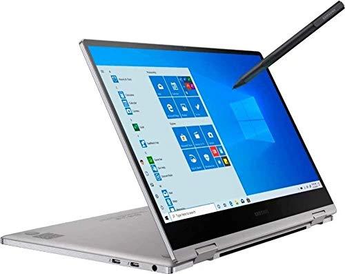 2020 Latest Samsung Notebook 9 Pro 2-in-1 Ultra-Slim Laptop, 13.3' FHD Touchscreen, 8th Gen Intel Core i7-8565U, 16GB RAM 1TB SSD, Thunderbolt3 Windows 10, Samsung Active Pen + ePark Wireless Mouse
