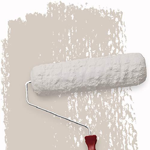 WALLCOVER Colors Wandfarbe beige Sand 5 L für Innen Innenfarbe Light 6D Matt | Profi Innenwandfarbe in Premium Qualität | weitere Größen und Farbtöne erhältlich