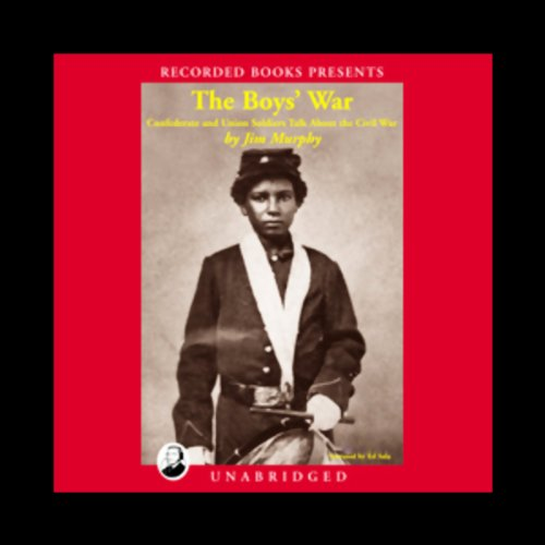The Boys' War  By  cover art