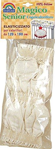 La Briantina COP00217B Copricalor Magico Senior, Tessuto, Ecrù, 120-180 cm