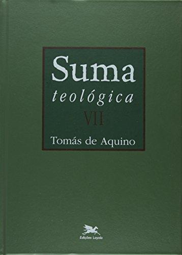 Suma teológica - Vol. VII: Volume VII - II - II Parte - Questões 123 - 189: 7