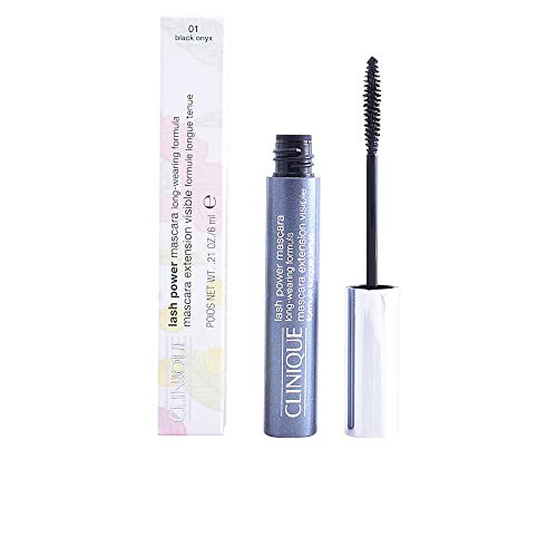 Clinique Lash Power Mascara Long-Wearing Formula máscara de pestañas - Máscaras de pestañas (Negro, Black onyx, 1 pieza(s))
