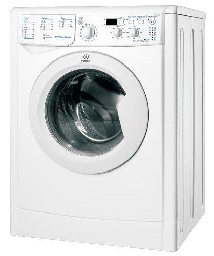 Indesit IWD 81283 ECO (EU) Waschmaschine Frontlader / A+++ / 8 kg / 1200 UpM / Eco Time / Inverter Motor / Display