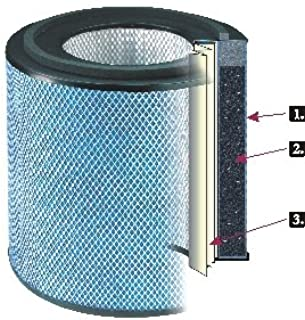 Austin Air Purifier Healthmate Standard Replacement Filter in White