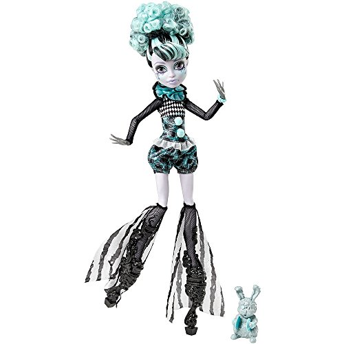 Muñeca Monster High - Twyla - Freak Du Chic - Circo Monstruoso