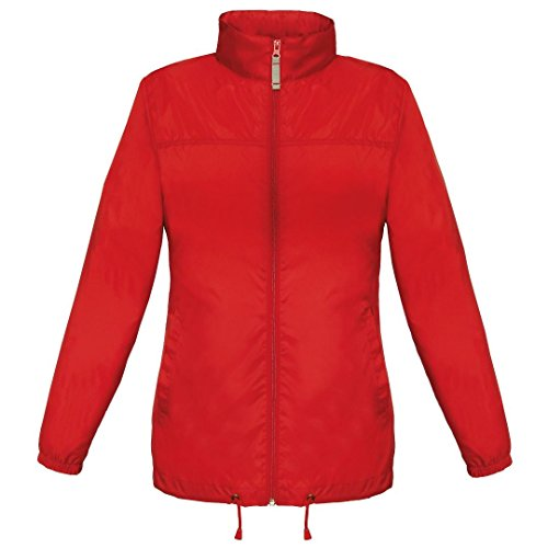 B & C Collection Sirocco/femme - Rouge -