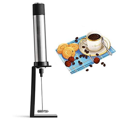 Montalatte Montalatte Elettrico tenuto in Mano Foam Maker Beater for caffè, Latte, Cappuccino, Cioccolata Calda, Battere Le Uova, for Bulletproof caffè, Mini Blender e Foamer WTZ012