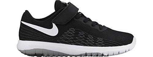 Nike Flex Fury 2 (PSV) - Black/White-Dark Grey-anthraci, Größe #:12C