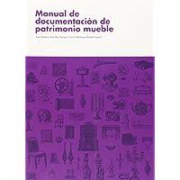 Manual de documentación de patrimonio mueble