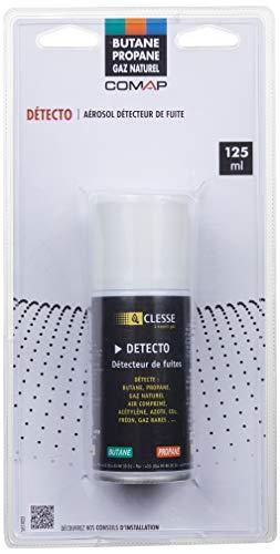 COMAP S651023 Détecto Aérosol de Détection de Fuites, Noir, 125 ml