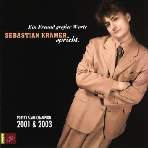 Sebastian Krämer spricht Titelbild