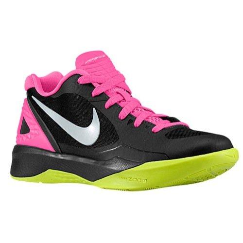 estudio en un día festivo Absay  Nike New Volley Zoom Hyperspike Women's Size 5.5 Volleyball Shoe  Black/Pink/Volt- Buy Online in Andorra at andorra.desertcart.com. ProductId  : 19387025.
