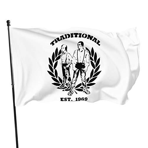 N/D Trad Skinhead Flaggen Banner Flagge Banner