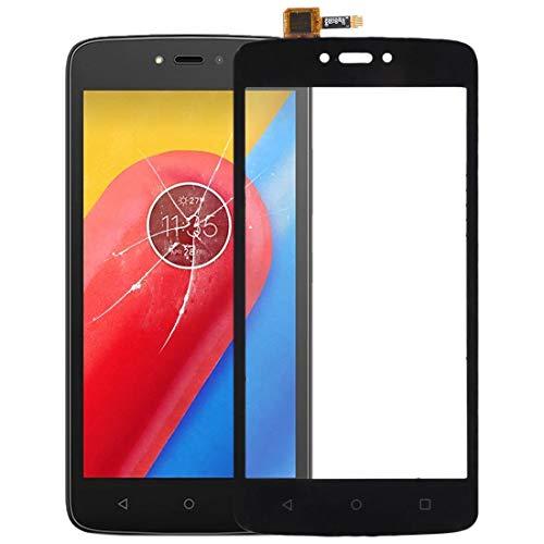 ZAORUN Ersatzteil Touch Panel for Motorola Moto C (Schwarz) Handy Ersetzen Sie Teile (Farbe : Black)