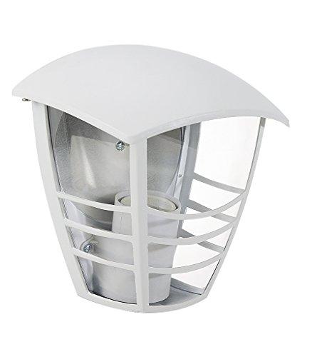 Rabalux Marseille Lampe, Plastique Métal, Blanc., E27