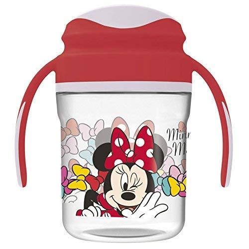 Minnie mouse st-45398 Tasse entraînement Toddler Premium 260 ml couleur Bows '