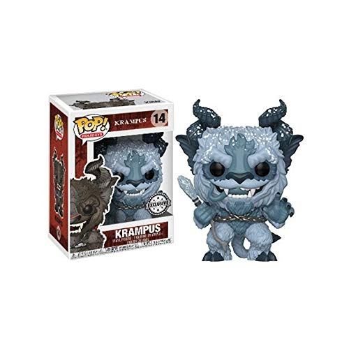 POP! Holidays: Frozen Krampus #14 Vinyl Figur