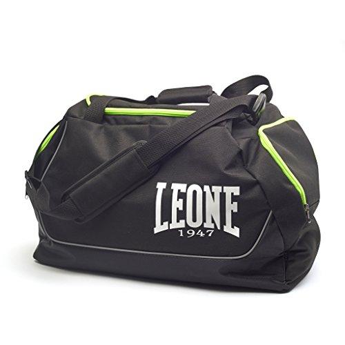 Borsone Sportivo Leone ROUND BAG Nero