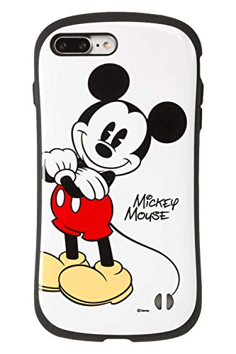 iFace First Class ディズニー iPhone 8Plus / 7Plus ケース 耐衝撃/ミニー/リボン/ブラック