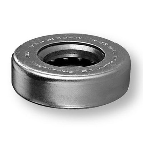 """Nice Thrust Bearing 607V Full Complement Of Balls, Case Hardened Carbon Steel, 0.7500"""" Bore x 1.6563"""" OD x 0.5450"""" Width"""