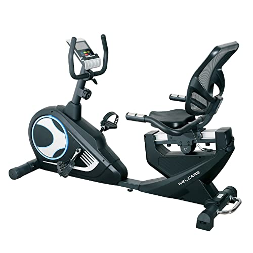Welcare WC1588 Recumbent Exercise Bike with...