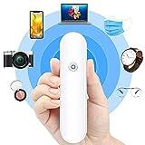 Esterilizador UV Lámpara casa cama de Esterilización Rápida 99.9% Adecuado para Teléfonos Celulares, Gafas, Estética, Herramientas de Belleza y Cuidado Persona (Mano)