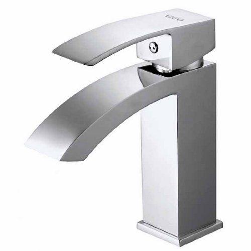 Vigo VG01015CH Single Handle Faucet, Chrome