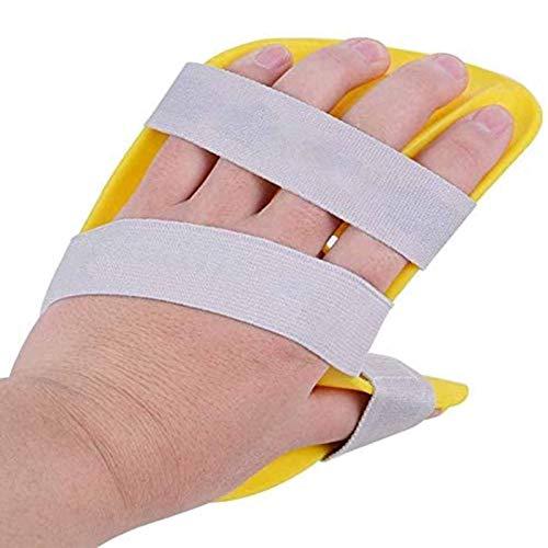 YLJYJ Soporte de férula de Mano de Masaje-AED, ortopédicos para Dedos Férula de Mano para Trazo de diapasón de Tipo extendido