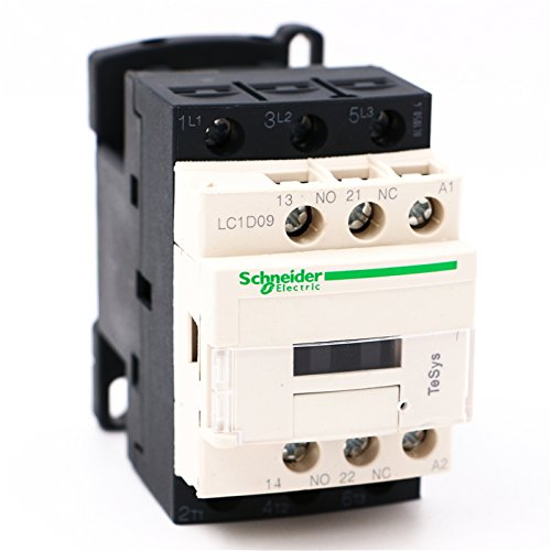 AC Contactor 3P LC1D09lc1d09e7lc1-d09e79A 48V AC bobina