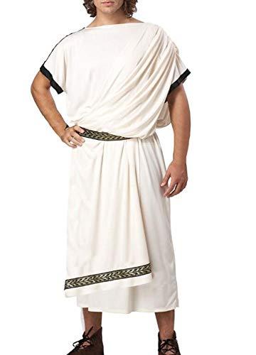 Worclub Disfraces de la Diosa Griega Túnicas griegas Antiguas Disfraz de Cleopatra Vestido de Princesa egipcia para niños Traje de la Reina del Nilo