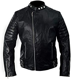 Best ed skrein leather jacket Reviews