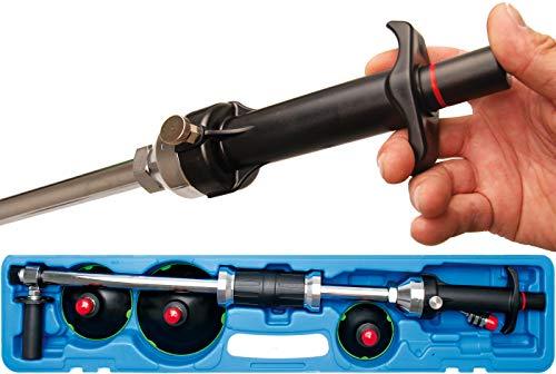 BGS 8703 | Vakuum-Ausbeul-Satz mit Gleithammer (mit Handpumpe)