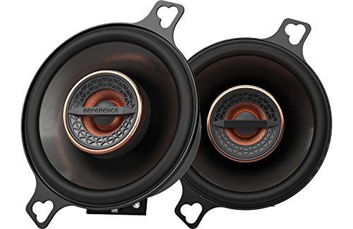 """Infinity REF3022CFX 3.5"""" 75W Reference Series Coaxial Car Speakers With Edge-driven Textile Tweeter, Pair"""