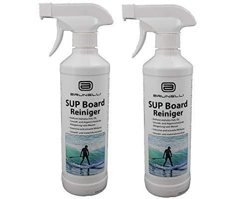 Brunelli SUP Board Reiniger & Schlauchboot Reiniger Stand Up Paddle Surf-Board 1000ml