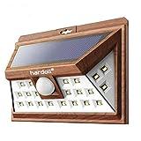 Hardoll 24 LED Solar Lights for Home Garden Outdoor Lamp
