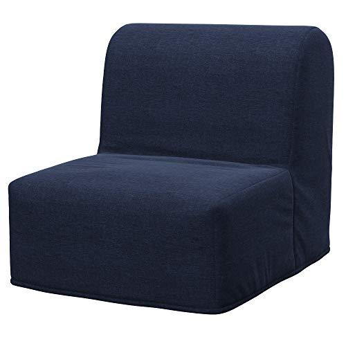 Soferia - Funda de Repuesto para sofá Cama IKEA LYCKSELE de 2 plazas