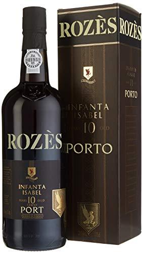 Rozés Porto Infanta Isabel 10 Jahre 20 Prozent in Geschenkpackung Lieblich (1 x 0.75 l)