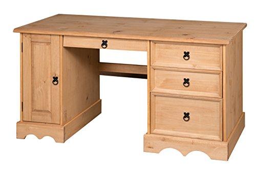 Mercers Furniture Corona Straight Computer Desk