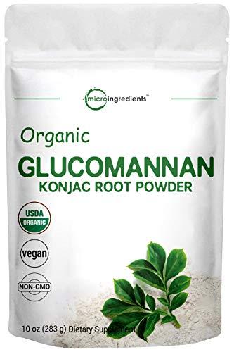 Micro Ingredients Organic Glucomannan Powder
