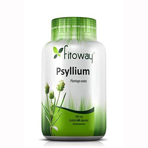 Psyllium Fitoway - 60 Cáps, Fitoway