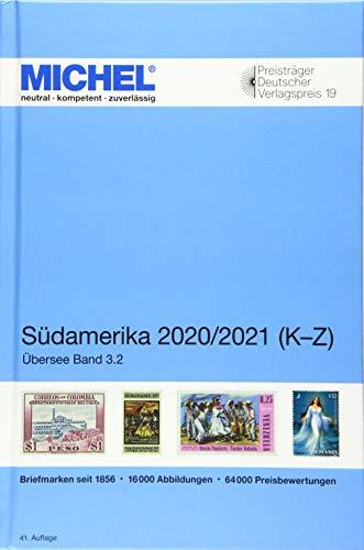 MICHEL Südamerika K-Z 2020/2021: Ü 3.2