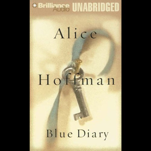 Blue Diary audiobook cover art