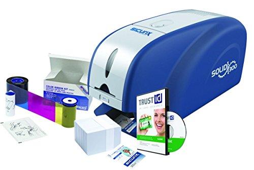 Baumgarten's 38000 SICURIX – Impresora de sublimación/Transferencia térmica a Color para Impresora
