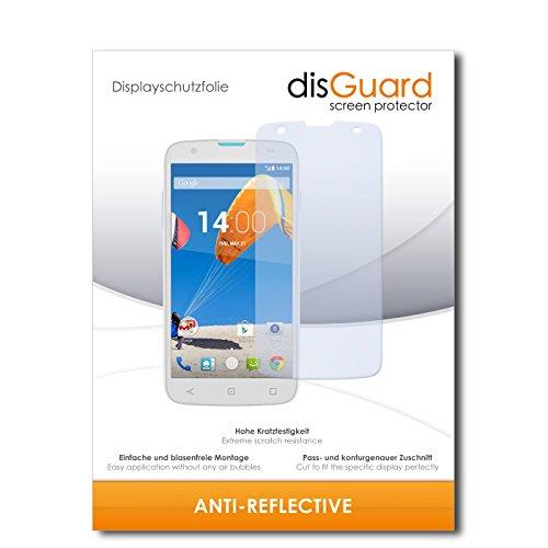 disGuard Bildschirmschutzfolie für MobiWire Taima [2 Stück] Anti-Reflex, MATT, Entspiegelnd, Extrem Kratzfest, Anti-Fingerabdruck - Bildschirmschutz, Schutzfolie, Panzerfolie