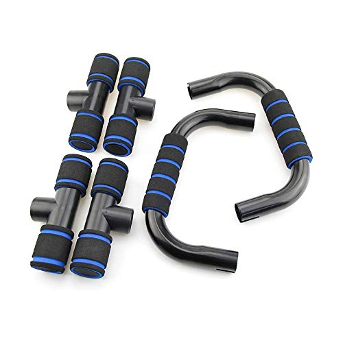 siqiwl Push-Up Stands Push Ups Stands Grip Fitness Equipment Manijas Pecho Buiding Deportes Entrenamiento Muscular Push Up Racks Equipo para Home Gym
