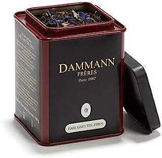 Pasticceria Passerini dal 1919 Dammann Earl Grey Yin Zhen 0 - Dammann Frères - Schwarzer Tee