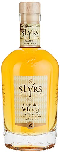 Slyrs Bavarian Single Malt Whisky Classic (1 x 0.35 l)